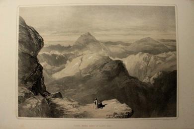 Gebel Mousa - Summit of Mount Sinai