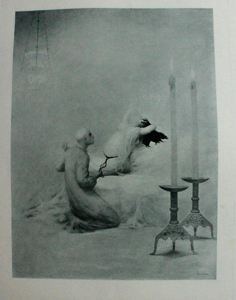 Intenso plataforma intencional  Lithographs from Sir Richard Francis Burton's Arabian Nights | Book Ends  and New Beginnings
